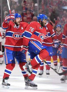 's celebrations - - Montréal Canadiens - Photos Montreal Canadiens, Golden Knights, Club, Nhl, Celebrations, Empire, Canada, Sports, Photos