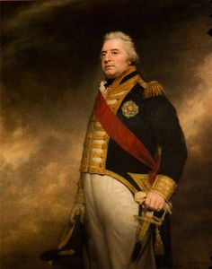 Regency Personalities Series-Admiral Sir George Campbell 14 August 1759 - 23 January 1821 (Are you a RAPper or a RAPscallion? http://www.regencyassemblypress.com)