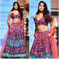 Anarkali, Lehenga, Star Kids, Indian Gowns, Indian Designer Wear, Traditional Outfits, My Childhood, Skater Skirt, Ethnic
