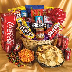 junk food for movie night - Google Search