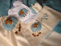 Enxoval de bébé... | Flickr – Compartilhamento de fotos!
