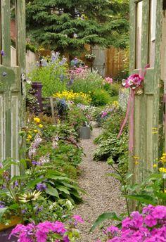 Doce E Adorável Jardim Country!por Depósito Santa Mariah