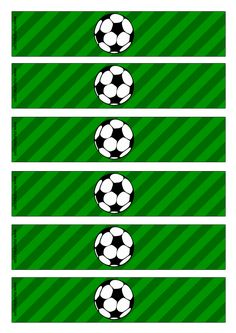 Imprimibles Futbol