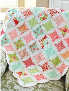 Abundantly Blessed Quilt by Cotton Way