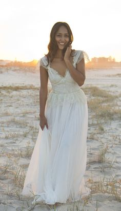 """""""Indiana Gold"""" Dress 