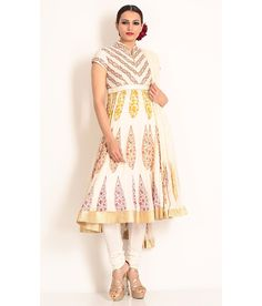 Biba By Rohit Bal Churidar Kurta Dupatta, http://www.snapdeal.com/product/biba-by-rohit-bal-churidaar/643762843931