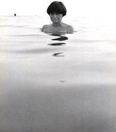 « Si on ouvrait les gens, on trouverait des paysages. Moi, si on m'ouvrait, on trouverait des plages.»  agnèsvarda