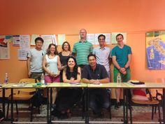 Italian language class in Siena :)