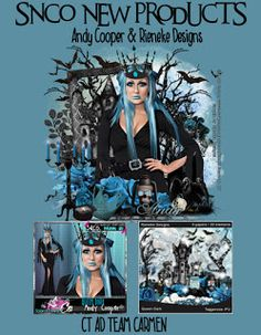 Carmen designs: Queen Dark2