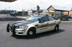 Tennessee Highway Patrol State Trooper Chevy Caprice
