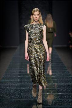 Anteprima - Collections Fall Winter 2012-13 - Shows - Vogue.it. Look 8 - Elsa Sylvan.