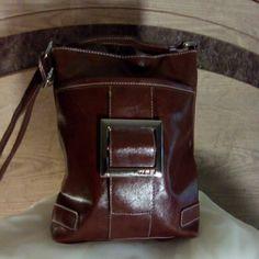 Selling this New Nine West cross body handbag in my Poshmark closet! My username is: inspiringstyle3. #shopmycloset #poshmark #fashion #shopping #style #forsale #Nine West #Handbags