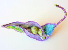 SewDanish - Scandinavian Textile Art blog.  Fibrefusion, Contemporary Textile ARt Group from exhibition Seed Heads