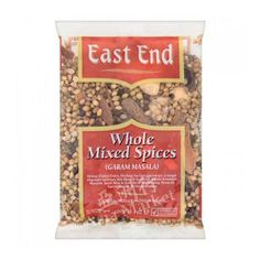 East End Whole Mixed Spices (Garam Masala) 400g