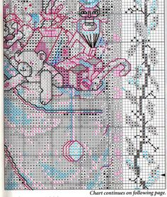 Cross-stitch Santa's Labor of Love, part 7... color chart on part 2 & 3... Gallery.ru / Фото #4 - 6 - gipcio
