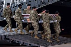 ISIS Affiliate Claims October Attack on U.S. Troops in Niger