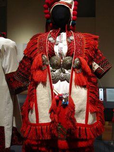 Macedonia wedding dress from Mariovo by ali eminov, via Flickr