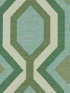 Robert Allen - Dwell Studio Fabric Collection - Regency Stripe - Mineral - Price Per Yard: $59.99