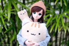 Smart Doll Ivory by VFR765NC72
