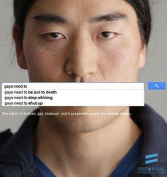 Campanha da ONU mostra o que o mundo pensa sobre homossexuais http://www.bluebus.com.br/nova-campanha-da-onu-mostra-o-que-o-mundo-pensa-sobre-homossexuais-veja-isso/