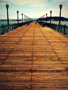 Fishermans Wharf. San Fran.