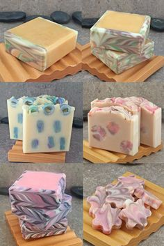 http://alaiynab.blogspot.com/2015/10/gahhh-failed-rimmed-soaps-and-what-to.html  Ideas for what you can do with failed rimmed soap attempts - no good soap goes to waste. By Alaiyna B. Bath and Body