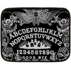 Ouija Board Blanket