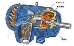 Partes que conforman un generador de corriente directa