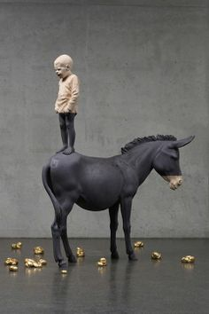 ༻✿༺ ❤️ ༻✿༺ Life-Like and Whimsical Wooden Sculptures by Italian Artist Willy Verginer ༻✿༺ ❤️ ༻✿༺
