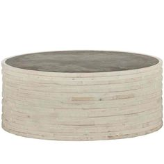 Classic Home Liberty Round Coffee Table