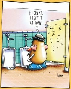 His wife kept it! Funny Cartoons, Funny Memes, Funny Ads, Cartoon Humor, Hilarious Jokes, Funny Pranks, Stupid Funny, Haha, Humor Grafico