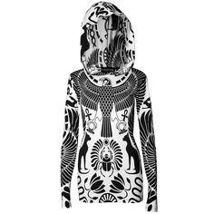 Vulture Hood Dress [W]
