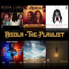 Bisola Drops 'The Playlist' EP