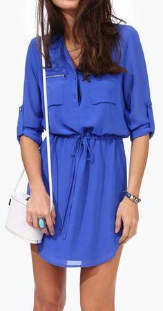 Платье-рубашка: с чем носить, галерея фото - Gedonistka.com