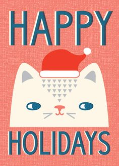 happy holidays © hillarybird