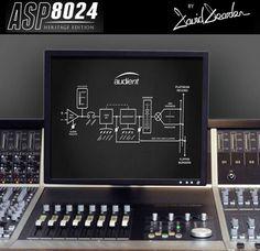 Audient ASP8024-HE – kuin ennen, mutta enemmän | Riffi
