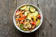 Fresh vegetarian dish made from cooked vegetables, healthy eating cooking concept stock photo - 67362677 Diet Recipes, Chicken Recipes, Cooking Recipes, Healthy Recipes, Diet Pills That Work, Clean Eating, Healthy Eating, Diet Drinks, Diet Meal Plans