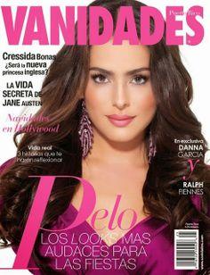 Magazines - The Charmer Pages : Danna García for Vanidades Magazine December 2013