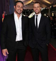 Some Chicago Fire eye candy! Love that show!