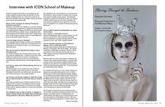 Rupert&Ralph headpiece xx Crow, Headpiece, Couture, Makeup, Make Up, Raven, Headdress, Crows, Beauty Makeup