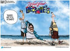Presumptuous Politics: ObamaCare Dead In The Water Cartoons