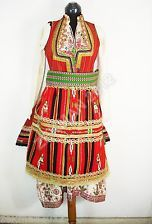 Antique Textile - Complete Traditional Folk Macedonian Women's Costume - Skopje