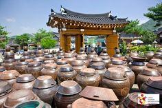 Korea_Sunchang Korean hot pepper paste Village (순창고추장 마을)