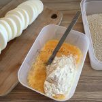 Rántott hús, rántott sajt, rántott zöldségek | mókuslekvár.hu Dairy, Cheese, Food, Essen, Meals, Yemek, Eten