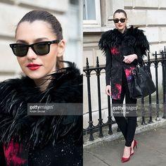 Michael Kors Hamilton Bag, Ray Ban Sunglasses, Zara Stiletto Shoes, Mango Pants, Burberry Black Suit Jacket, Rammu Vest