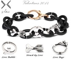 X By Trollbeads.....Valentines 2014