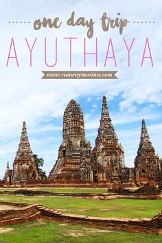 Complete guide of how to travel, what to do, what to see in Ayuthaya, Thailand. Including temples hopping, itinerary, perfect day to spend in Ayuthaya in one day!