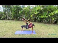 Anna's HIIT Workout #62 TABATA- Sweet Sweat On My Mat - YouTube