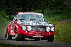 Lancia Fulvia HF Rally Fanalone