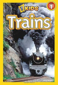 National Geographic Readers: Trains. Length 32. Visitwww. natgeoed. org/commoncorefor more information. In this Level 1 reader, young readers will discover a whole new way of looking at trains!National Geographic supports K-12 educators with ELA Common Core Resources. Or futuristic railways in the sky? Especially the old-timey steam engines found in amusement parks and zoos. Or the world's longest freight train, stretching on for a whopping 4.6 miles? Choo Choo!